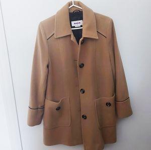 EUC wool coat